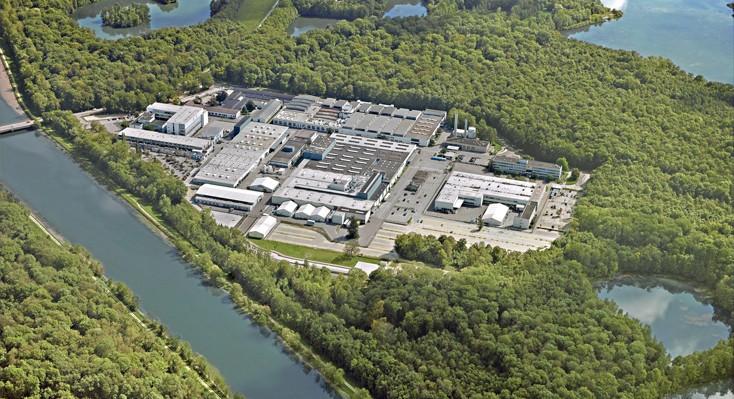 Môi trường tại Bosch Rexroth AG