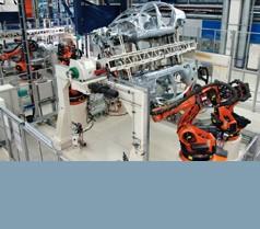 Tự động hóa nhà máy