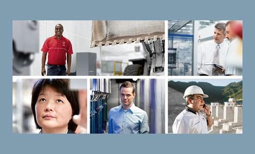 Bosch Rexroth - Công ty công nghệ Truyền động và Điều khiển