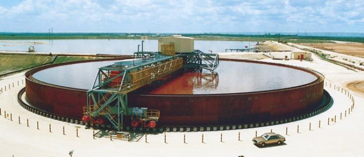 Xử lý khoáng sản