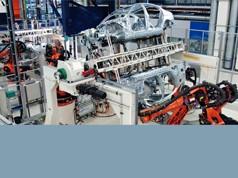 Sản xuất ô tô