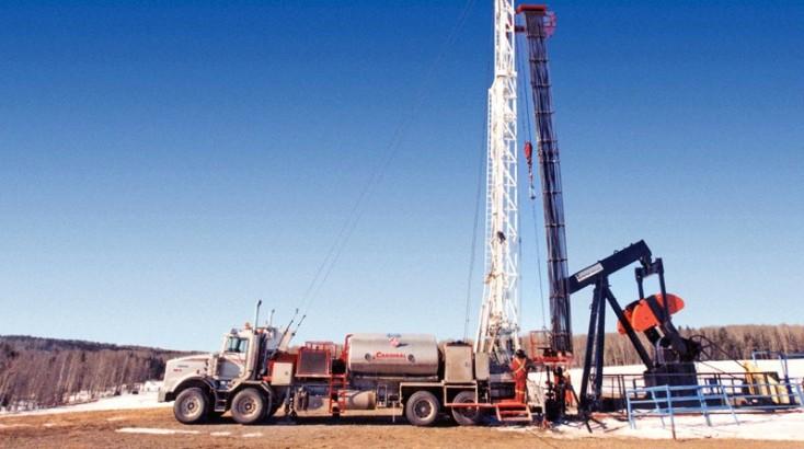 Khoan dầu khí