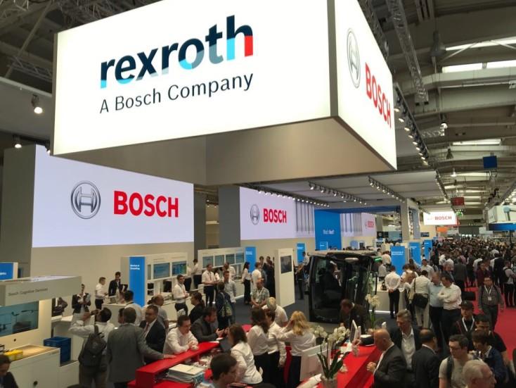 """""""We move – You win"""" Văn hóa doanh nghiệp và cam kết của Bosch Rexroth với khách hàng."""